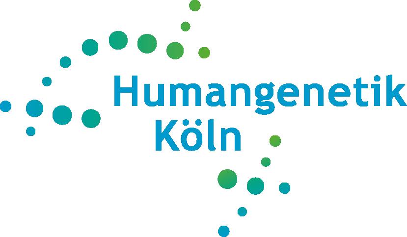 Logo Humangenetik Köln